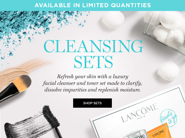 Cleansing Sets